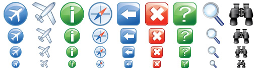 Avia Software Icons