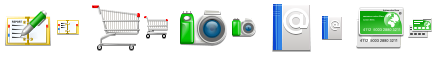 Generic Toolbar Icons