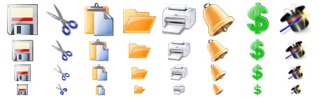 Plastic Icons